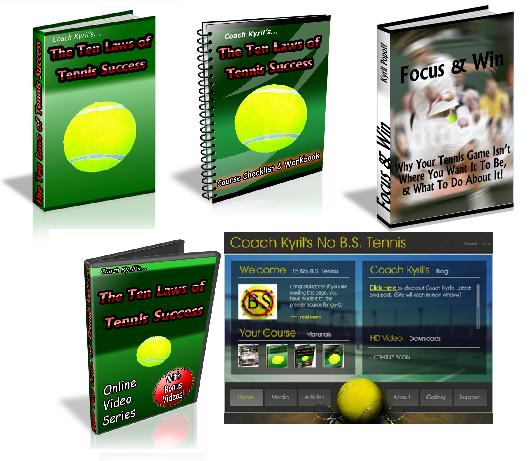 coach kyril tennis, ten laws of tennis, coach kyril review